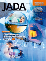 JADA March 2017 Cover