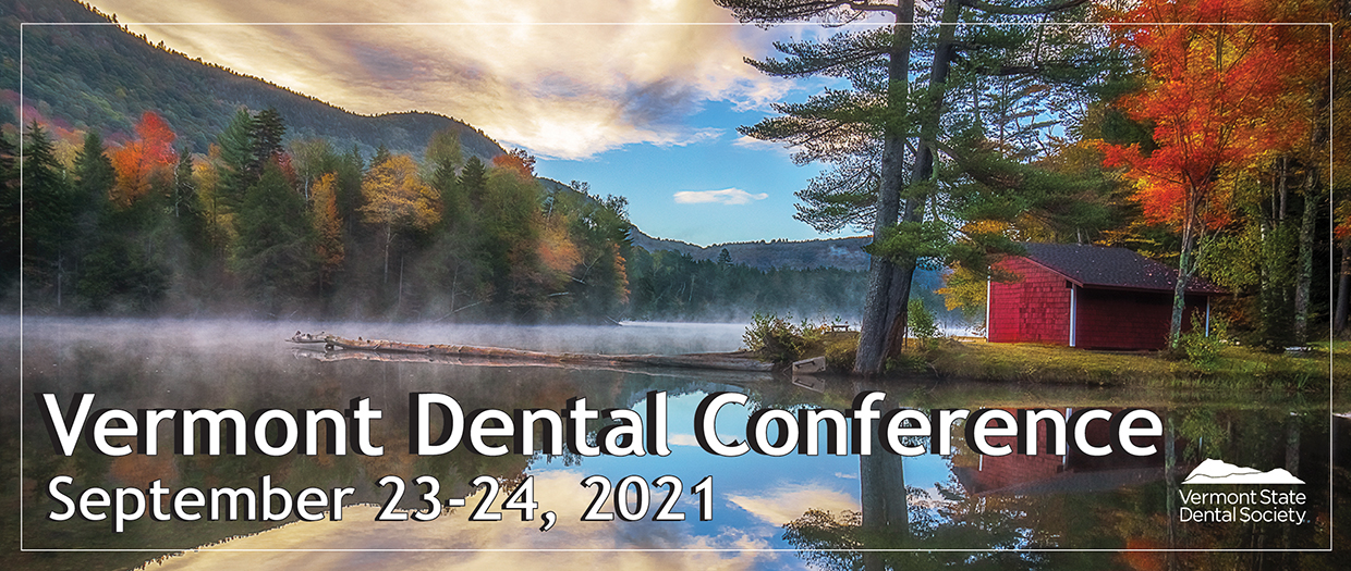 VT Dental Conference Advertisement