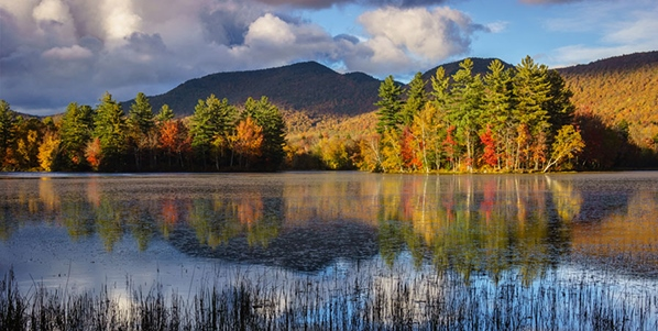 Photo of Vermont Pond